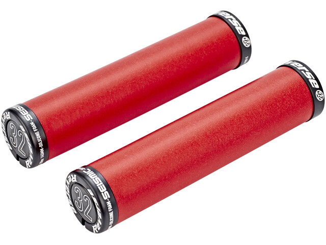 Reverse Seismic Ergo - Grips - 145mm rouge